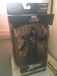 "Marvel Legends 6"" Gambit Action Figure"
