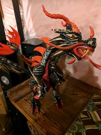 Dragon - FireBreathing - Wood  -  Brantford, N3S