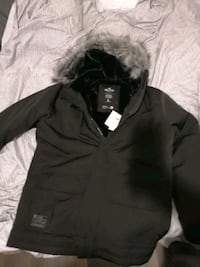 XL men's Hollister winter jacket