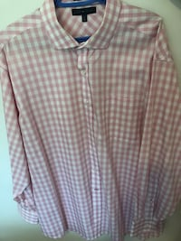TOMMY HILFIGER MENS DRESS SHIRT 38 34/35 Toronto, M1S 2B2