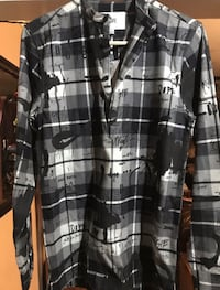 DOPE Brand 'Ink Study Flannel Tunic' *RARE* (One of Two Colors)- $98RT