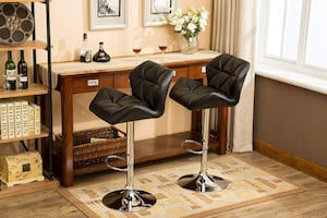 SET OF 2 BARSTOOLS ONLY