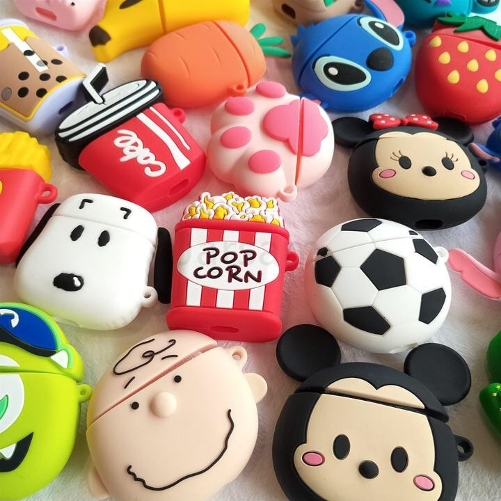 Photo GO TO MEDYY.SHOP FOR FUN AND CUSTOMIZABLE AIRPODS 1 AND 2 CASES