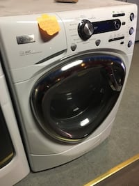 GE front load washer large capacity in excellent condition  Baltimore, 21223