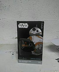 Bb8 sphero droid with force band