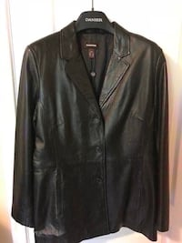 Danier leather jacket size S Great condition  548 km