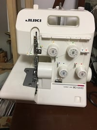 JUKI Serger sewing machine Sacramento, 95823