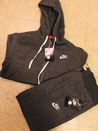 Nike sweatsuits all sizes in stock now !! Springfield, 01129