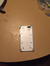 White light up  iphone 5s or 5c case  Hernando, 34442