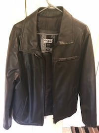 Jacket leather color. Black new you can use it in spring / Autumn / winter Toronto, M3J 1V2