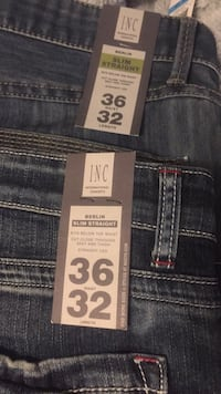 Whitish slim straight Berlin inc jeans Bend, 97702