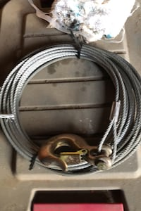 Atv winch cable ! 50 ft Trenton, K8V 4H8