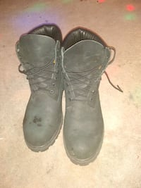 TIMBERLANDS SIZE 12 TRADES ACCEPted