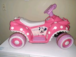 Disney Minnie Mouse Ride On