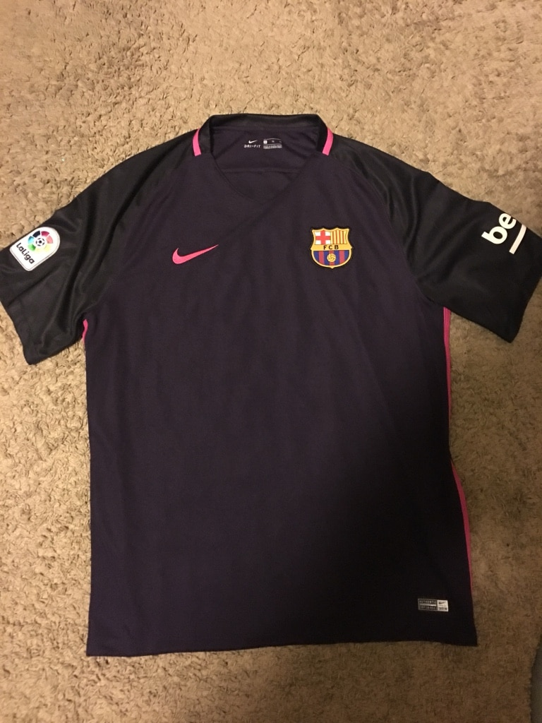 black and red Nike Galatasaray jersey for sale  Houston