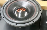 gray and black Pioneer subwoofer Tustin, 92780
