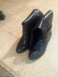 Black boots Baxter Springs, 66713