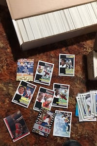 1000s of sports cards  Alexandria, 22303