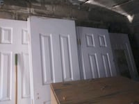 Int. Door slabs