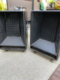 Cerwin Vega Proffessional PA Speakers
