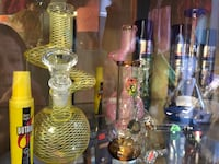 New bongs. Starting at $20. Message for price or shop in store at 5006- 50 st PONOKA Ponoka, T4J 1E4