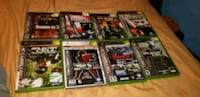 Tom Clancy set original Xbox Waterloo, N2J 2A2