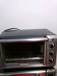 gray and black toaster oven Kelowna, V1Y 3E1