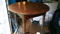 round brown wooden table Beckley, 25801