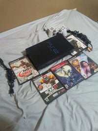 PS2 GAMING CONSOLE WITH GAMES Schertz, 78154
