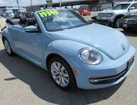 2015 Volkswagen Beetle Convertible Comfortline 1.8T 6sp at w/Tip - $19340 (sURREY)  Surrey