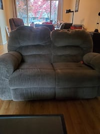 FREE- Loveseat Recliner