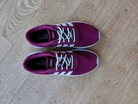 Ladies Size 8 Red Adidas Trainers Toronto, M5V 3S2