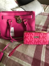 Authentic MK purse and wallet Grande Prairie, T8X 1T8