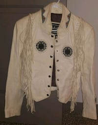 Fringe leather jacket  Houston, 77079