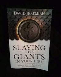 Slaying the Giants book League City, 77573
