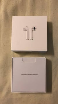 Apple AirPods 2nd Generation SILVERSPRING