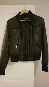 Leather like spring jacket Laval, H7L 6B1