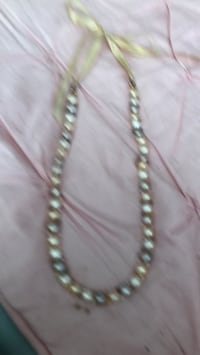 Japanese fresh water pearl necklace Los Angeles, 90028