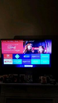 """60"""" Samsung smart TV with mounting bracket  Lithonia, 30058"""