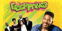 FRESH PRINCE of BEL AIR Delta