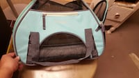 teal and grey dig carrier Rentz, 31075