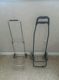 15$ for two tool/machine carriers.easy to pull  Forest Park, 30297