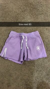 purple and white Nike shorts null, T0J 1Z0