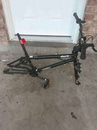 black and gray bicycle frame Metairie, 70003