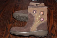 $15 Strite Ride girl winter boots size 1 Thornhill, ON L4J 2A3, Canada