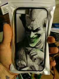 New black and white The Joker iPhone case Howell, 48843