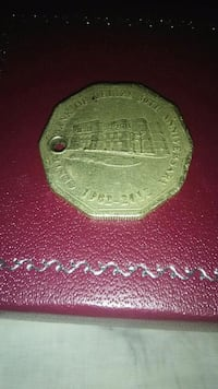 I have a very nice collectable coin from Belize.  Albuquerque, 87108