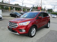 2017 Ford Escape 2017 Ford Escape - FWD 4dr SE langley