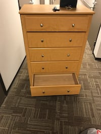 Dresser and Night Stand!!-OBO Seattle, 98102
