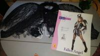 Fallen Angel Costume - Brand New Hamilton, L8H 5C5